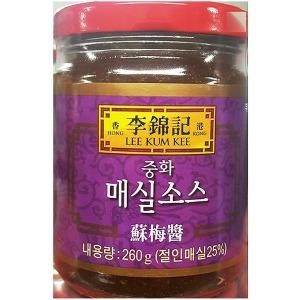 이금기 중화 매실소스 260g / 절인 매실 25%