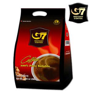 G7 지세븐 블랙커피 100T