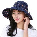 스카프장식 프라햇/여성 여름모자/돌돌이 비치 썬캡