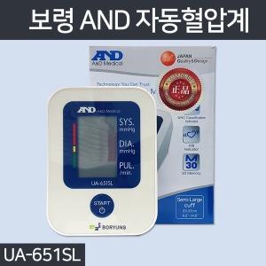 보령 AND 자동혈압측정기 UA-651SL