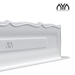 아야 에이퀸 싱크대물막이 실리콘 물튀김방지 AYA-K02