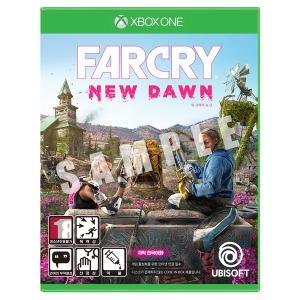 뉴클리어(XBOX ONE) 파크라이 뉴 던 (한글판) FARCRY