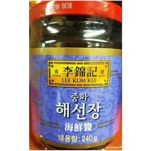 이금기 중화 해선장 240g / 호이신 소스 Hoisin Sauce