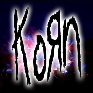 콘 스티커-KORN 데칼 엠블럼 로고 뉴메탈 록 락 밴드