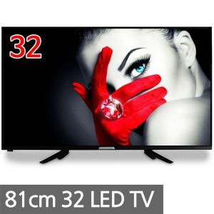 LEDTV 32 81cm 티비 텔레비전 LED TV모니터 삼성패널HD