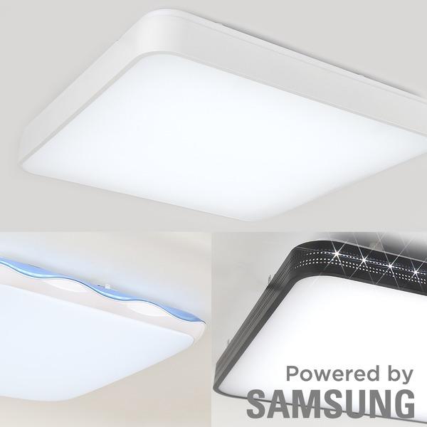 led 방등 등 기구 거실등 조명 형광등 LG칩