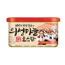 롯데 의성마늘로스팜 200g x 10캔 / 햄 통조림