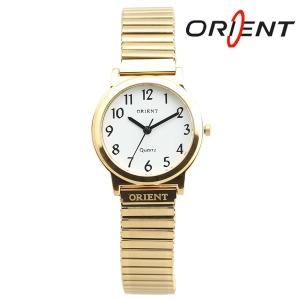 오리엔트 스프링밴드 여성 손목시계 OT5002FC