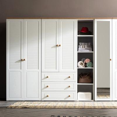 [아씨방] 아씨방가구 디자인가구 갤러리 옷장/전신거울 장롱