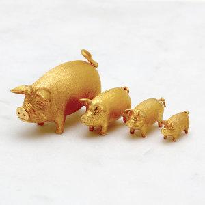 기해년 황금돼지 순금24K 3.75g한돈 개업 축하선물
