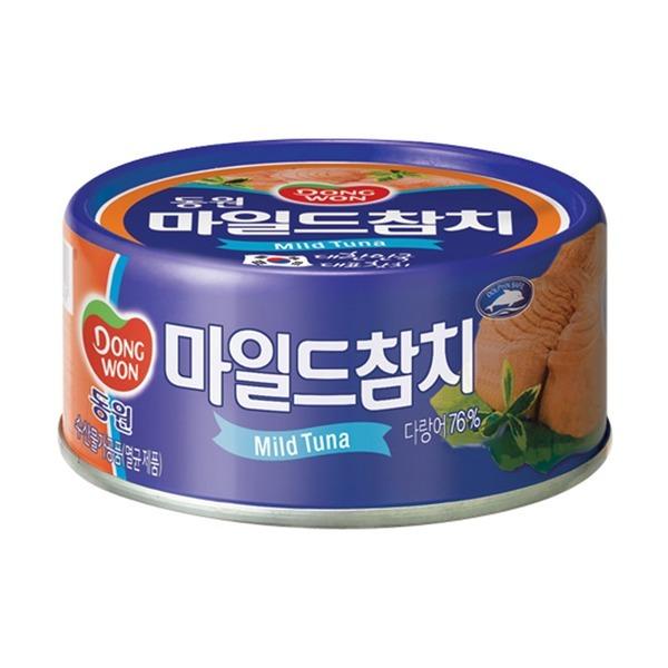 동원참치 마일드참치 150g(10캔) 무료배송