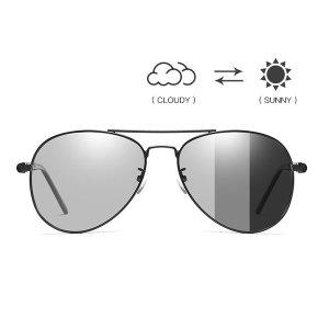 변색 편광 선글라스 P6209