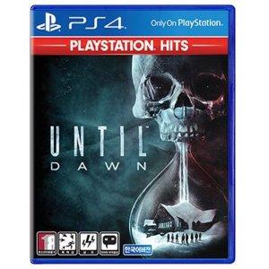 언틸 던 (UNTIL DAWN) PS4 히트 한글판 일반판.