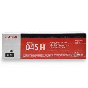 +(캐논정품토너) CRG-045H B 검정 / LBP610C MF630C