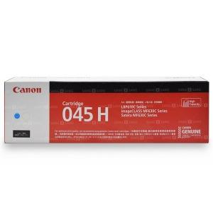 +(캐논정품토너) CRG-045H C 파랑 / LBP610C MF630C