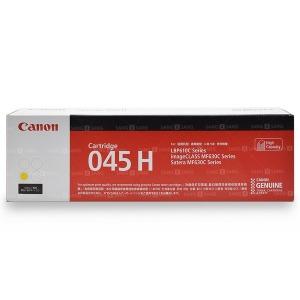 +(캐논정품토너) CRG-045H Y 노랑 / LBP610C MF630C