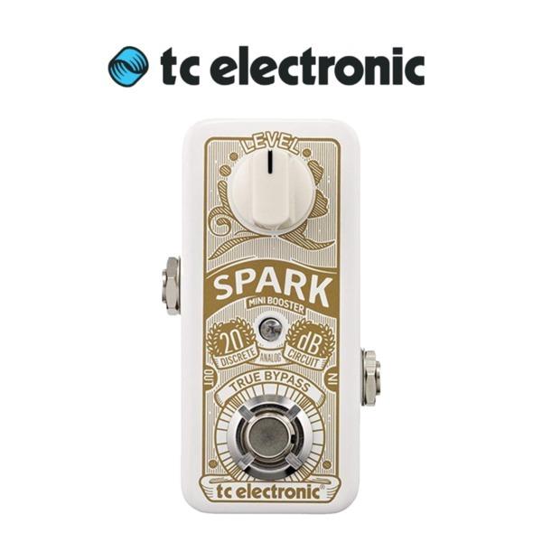 TC Electronic Spark Mini Booster 티씨 일렉트로닉