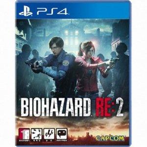 바이오하자드 RE2 (PS4) 한글판 중고