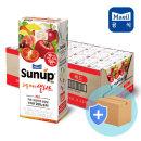 썬업 과일야채샐러드 레드 200ml 24팩/쥬스/주스/음료