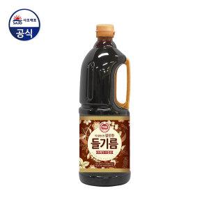 사조해표 참진한 들기름 1.8L/참기름/들기름