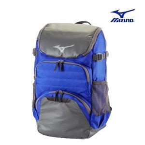 미즈노 백팩 360279 청색+회색 야구 장비 팀백 가방