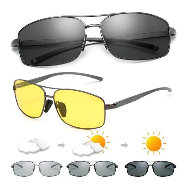 변색 편광 선글라스 P2019 보잉썬글라스 자외선차단