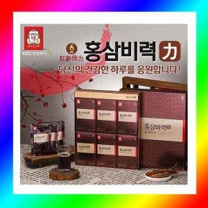 정관장 홍삼비력 50ml 30포/홍삼/홍삼액