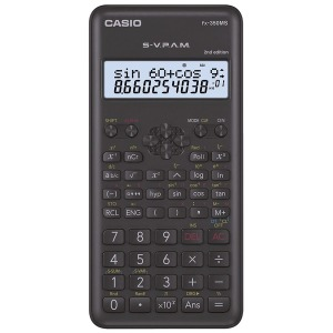 카시오 공학용계산기 FX-350MS2 외