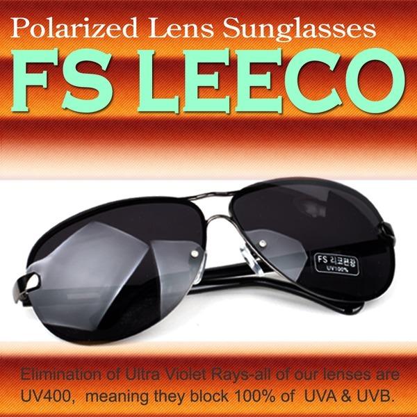 FS LEECO 편광선글라스 운전 낚시 등산 골프