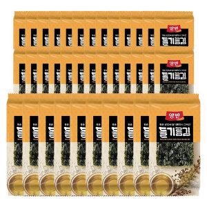 동원 양반 들기름김 식탁김(10매) x36개