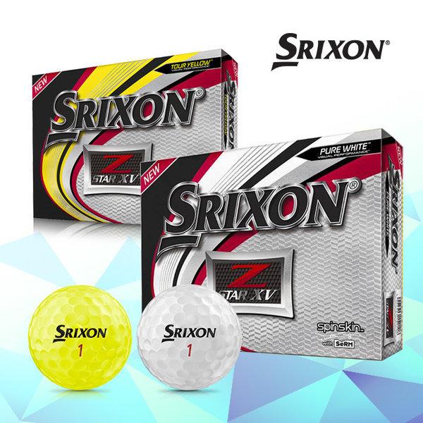 던롭/스릭슨정품  SRIXON Z-STAR5/Z-STAR6 골프볼