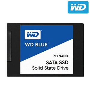 BLUE 3D SSD 500GB TLC PC 컴퓨터 노트북 하드디스크