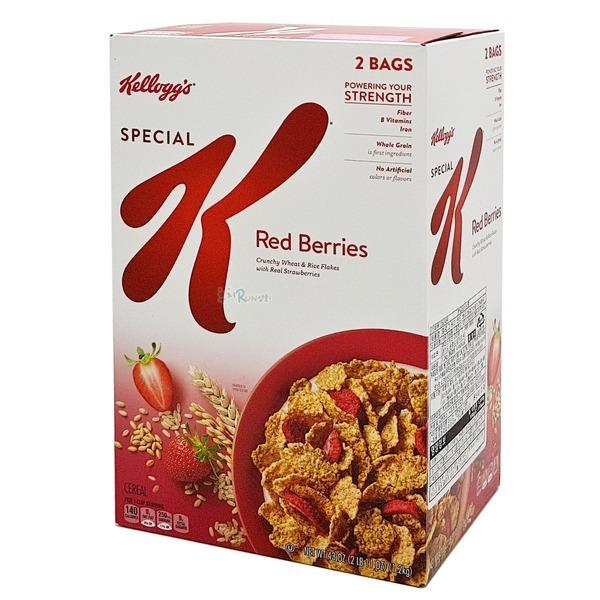 켈로그 스페셜K 레드베리 1.2kg /600gx2팩 코스트코