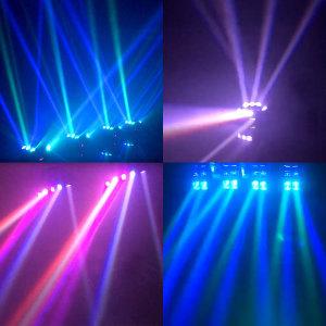 LED 무빙라이트 모음전 (클럽 스피닝 공연 무대조명)