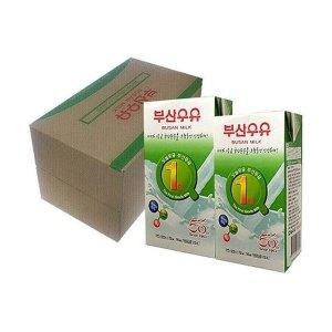 부산 멸균우유 1000mlx10입