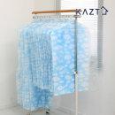 투명창옷커버양복30장+코트10장구름 옷수납 정리 보관