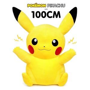 포켓몬스터 피카츄인형 100cm/동물/잠만보 당일발송