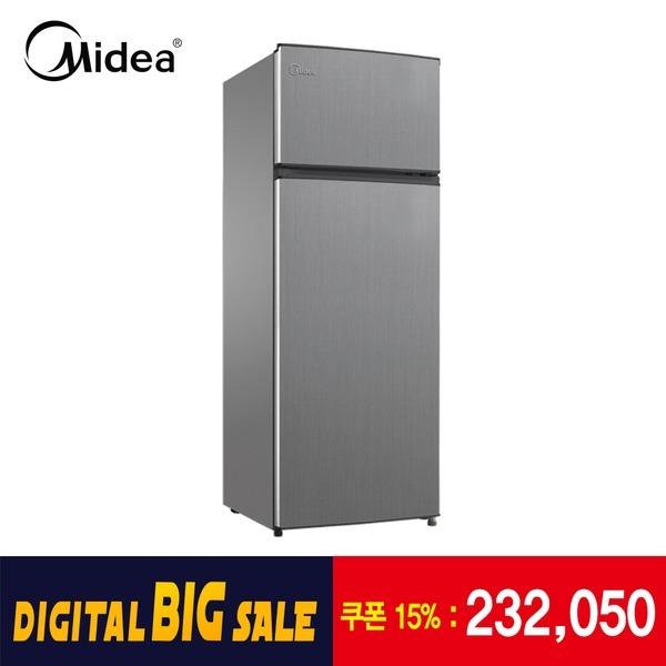 Midea 냉장고 MR-240LS1 / 실버 / 방문a.s / UE.