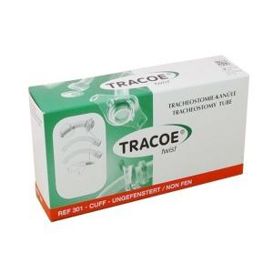 트라코 기관절개튜브 TRACOE Twist