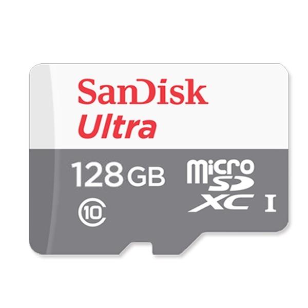 ENL SANDISK Micro Ultra/80MB/s/128GB/QUNS
