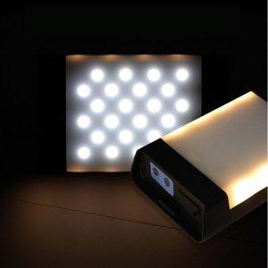 젠라이트 자동차 충전식 LED 점프 배터리 스타터2