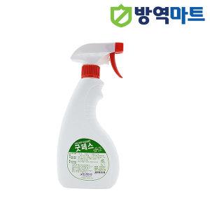 먼지다듬이좀벌레진드기벌레퇴치제친환경살충제굿페스