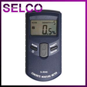 SL-8046 콘크리트수분계 수분측정기 0~40%측정 SELCO