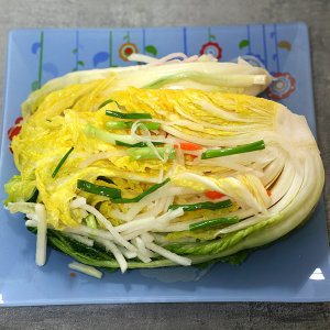 백김치10kg(정다래)/물김치/안매운김치/국내산/가정식