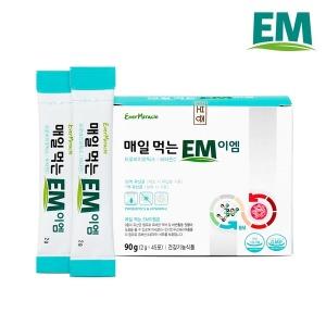 한국씨엔에스팜 매일먹는 EM 2g 45포 [1개]