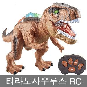 티라노사우루스 무선장난감 사운드 공룡 로봇 RC카