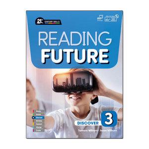 Reading Future Discover 3