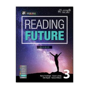 Reading Future Change 3