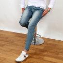 28-36 남자 청바지 스판 컷팅진 바지 옷 행사 HC1119