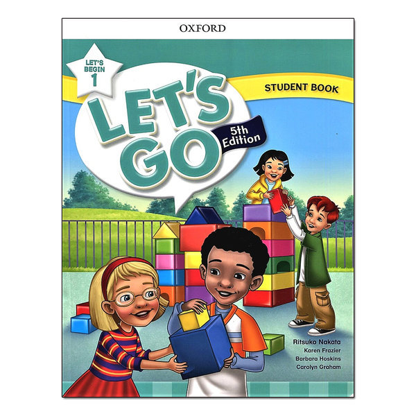Lets Go 5th Begin 1 Student Book